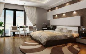 Người tuổi Thìn trang trí nội thất phòng ngủ như thế nào