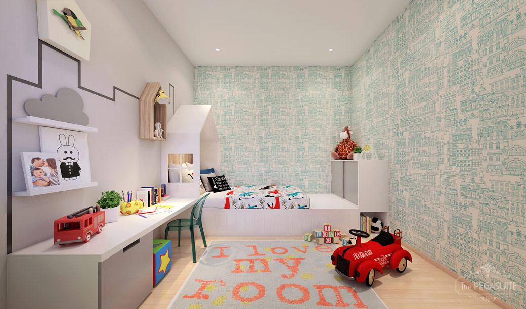 Phòng ngủ em