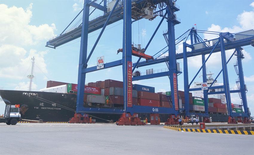 Cảng Tân Thuận