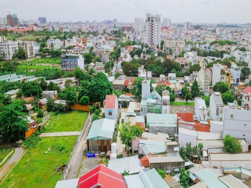 Quy hoạch huyện Bình Chánh