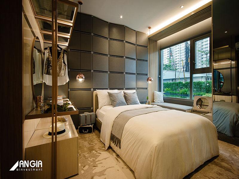 Căn hộ Sky 89 thiết kế 1 phòng ngủ