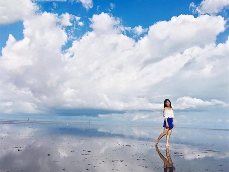 Bãi biển Bạc Liêu