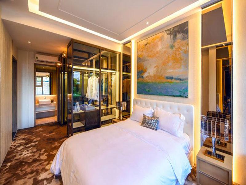 Căn hộ Sky 89 thiết kế 2 phòng ngủ