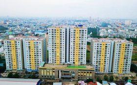 Chung cư Carina Plaza MT Võ Văn Kiệt nơi an cư lý tưởng